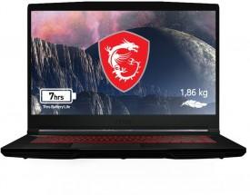 "Herní notebook MSI GF63 Thin 9SC-409CZ 15"" i7 8GB, 512GB, 4GB"