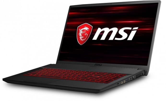 Herní notebook MSI GF75 Thin 10SCXR-600CZ i5 8GB, SSD 512GB