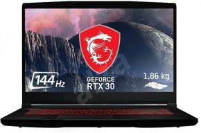 Herní notebook MSI GF75 Thin 10SER-493CZ i5 16GB, SSD 256GB+1TB + ZDARMA Antivir Bitdefender Internet Security v hodnotě 699,-Kč