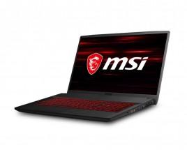 "Herní notebook MSI GF75 Thin 9SD-057CZ 17"" i5 8GB, SSD 512G, 6GB + ZDARMA sluchátka Connect IT"