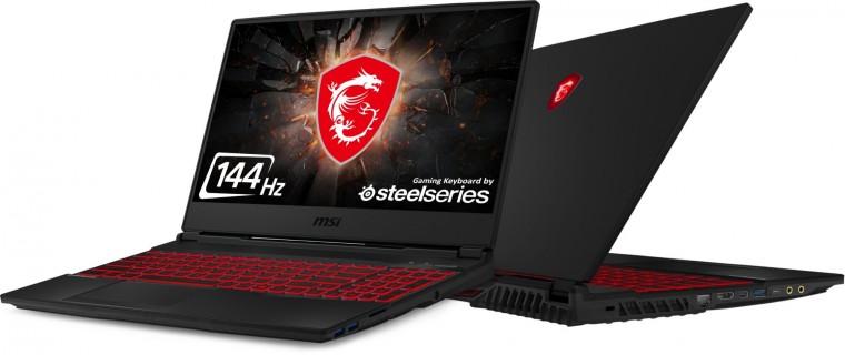 Herní notebook MSI GL65 Leopard 10SER-208CZ i7 16GB, SSD 256GB