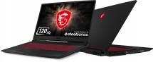 Herní notebook MSI GL75 Leopard 10SDR-205CZ i7 16GB, SSD 256GB PO