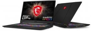 Herní notebook MSI GL75 Leopard 10SEK-209CZ i7 16GB, SSD 256GB