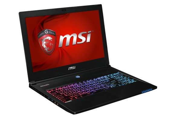 Herní notebook MSI GS60 2PC-034XCZ Ghost