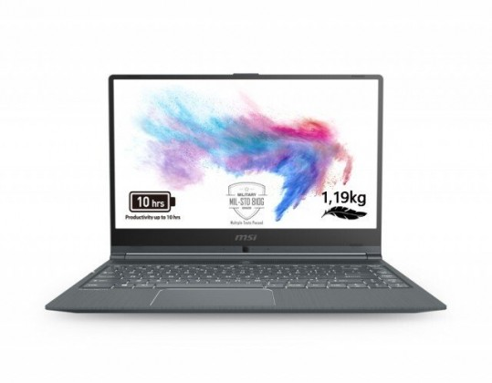 "Herní notebook Notebook MSI Modern 14 14A10M473CZ 14"" i5 8GB, SSD 512GB"