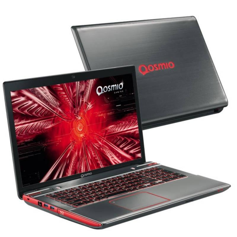 Herní notebook Toshiba Qosmio X870-14M (PSPLZE-01U02WCZ)