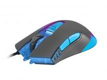 Herní optická myš FURY Predator, 4800 dpi, černá