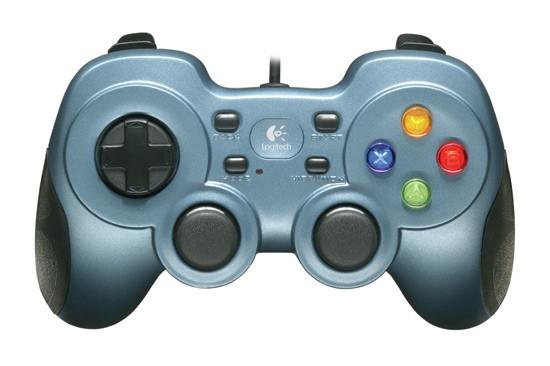 Herní ovladače Logitech Gamepad F510