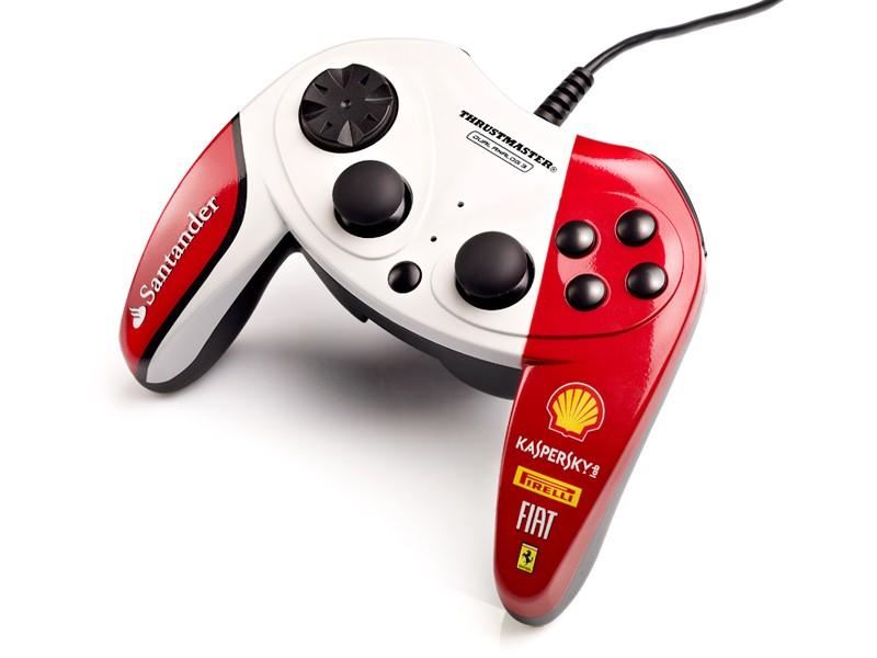 Herní ovladače Thrustmaster Gamepad F150 Italia, pro PC (2960733)