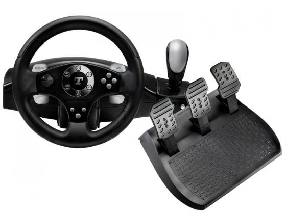 Herní ovladače Thrustmaster Sada volantu a pedálů, řadící páky, (2960715)