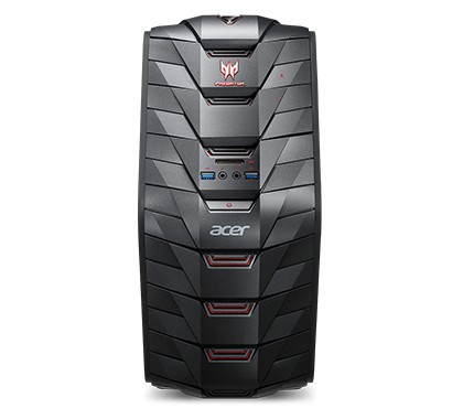 Herní PC sestava Acer Aspire Predator G3710, DT.B1PEC.011