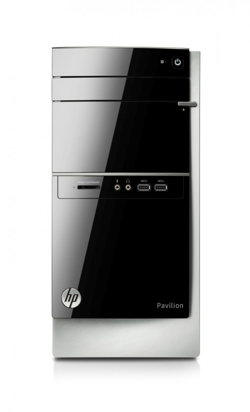 Herní PC sestava HP i3-4160,8GB,1TB/GeForce GTX745/4GB,USB 3.0,usb key+mou,W8