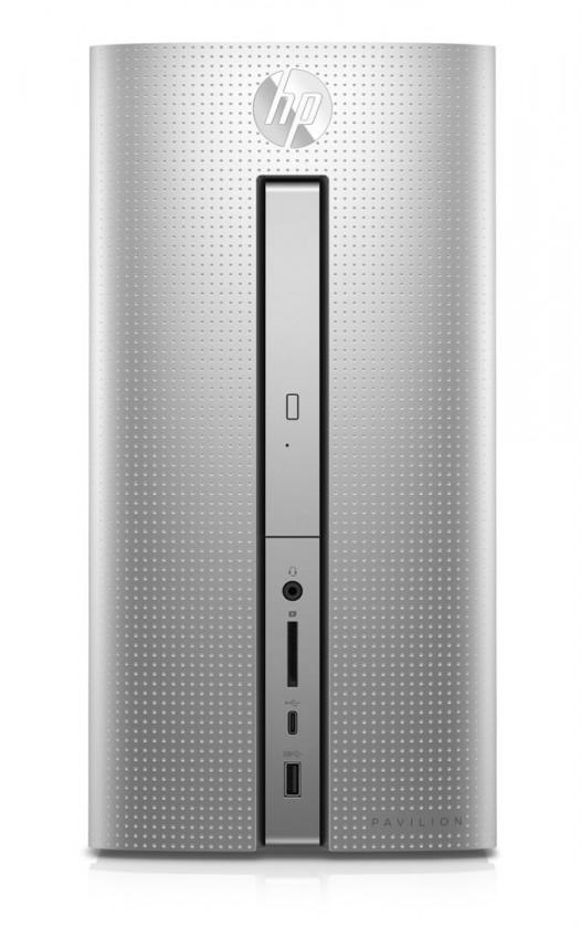 Herní PC sestava HP Pavilion 570-p051nc, 1JU86EA