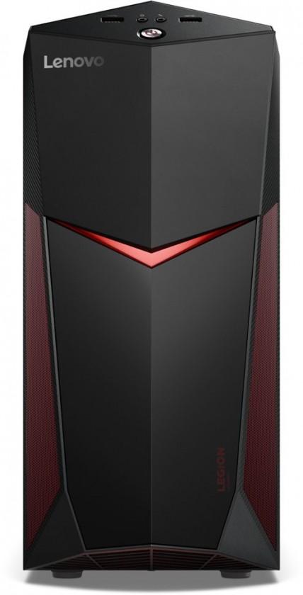 Herní PC sestava Lenovo IC Y520 i5-7400/8G/128+1TB/NV3G/DVD/W10
