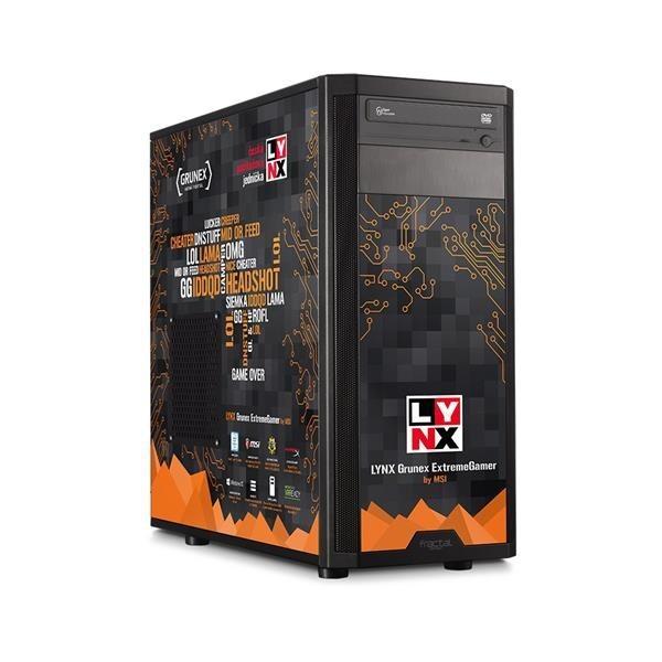 Herní PC sestava LYNX Grunex ExtremeGamer 2016, 10462291