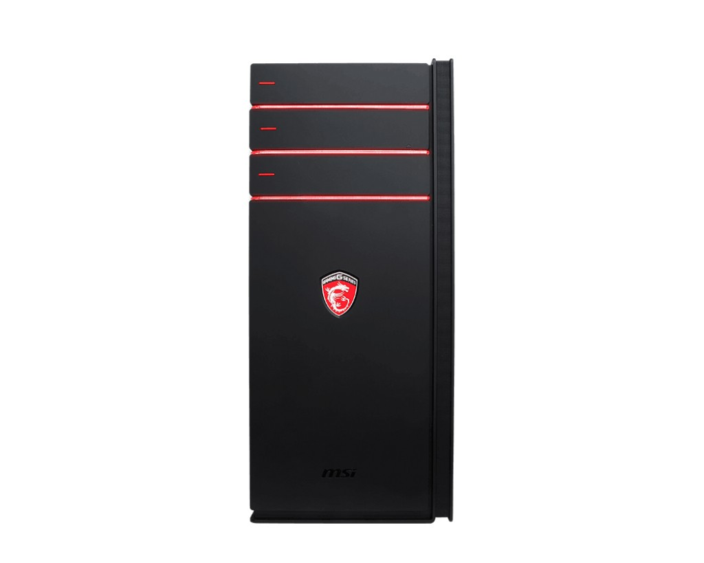 Herní PC sestava MSI CODEX 3 i5-7400,16GB,1TB+128GB,GTX 1050Ti 4GB