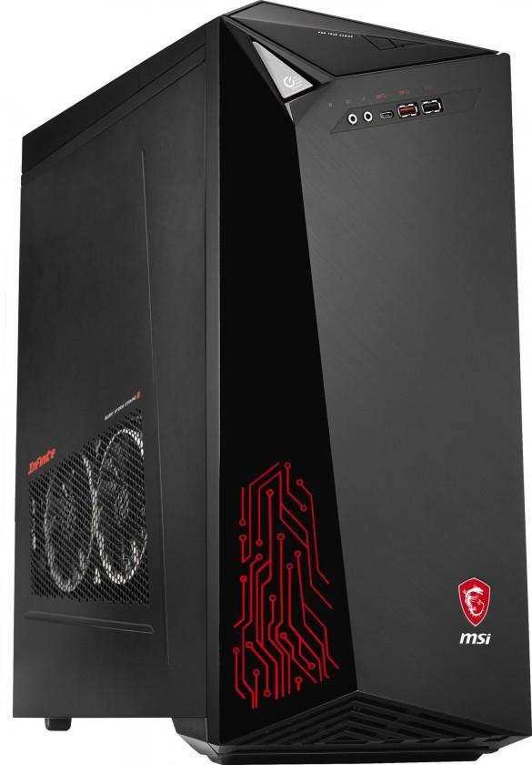 Herní PC sestava MSI Infinite 7RB-035EU, černá Infinite 7RB-035EU