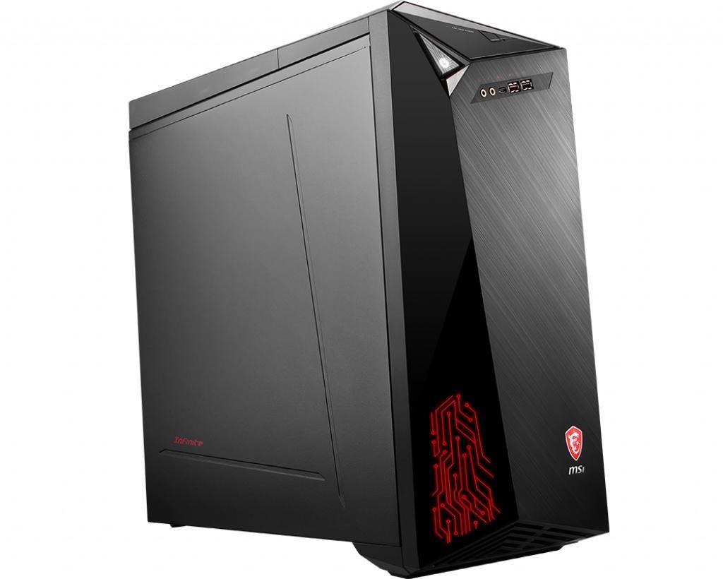 Herní PC sestava MSI Infinite i5-8400,16GB,256GB SSD+2TB HDD