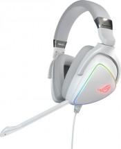 Herní sluchátka Asus ROG DELTA WHITE (90YH02HWB2UA00)
