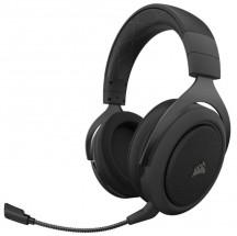 Herní sluchátka Corsair HS70 PRO Wireless Carbon
