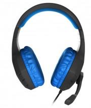 Herní sluchátka Genesis Argon 200, černo-modré OBAL POŠKOZEN