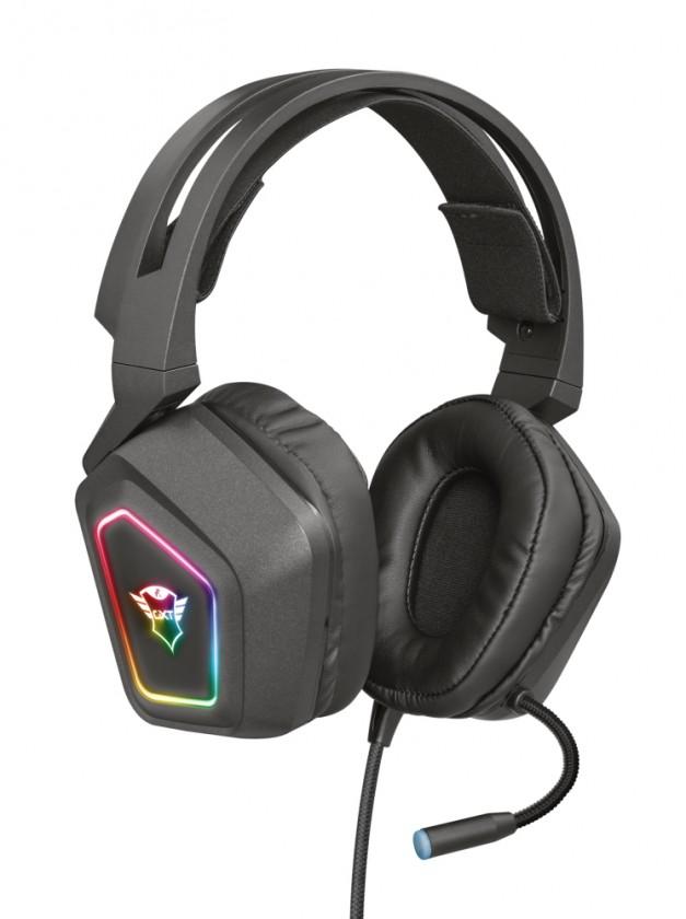 Herní sluchátka GXT 450 Blizz RGB 7.1 Surround Gaming Headset