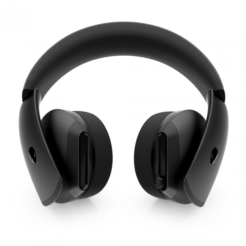 Herní sluchátka Herní headset Dell Alienware AW310H, mikrofon, 7.1, černá