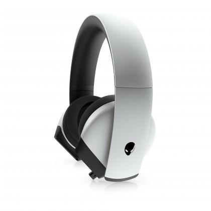 Herní sluchátka Herní sluchátka DELL Alienware AW510H, mikrofon, stříbrná