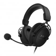 Herní sluchátka HyperX Cloud Alpha S, černá