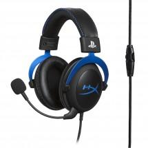 Herní sluchátka HyperX Cloud - pro PS4