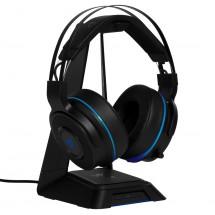Herní sluchátka Razer Thresher 7.1, pro PS4, černá/modrá