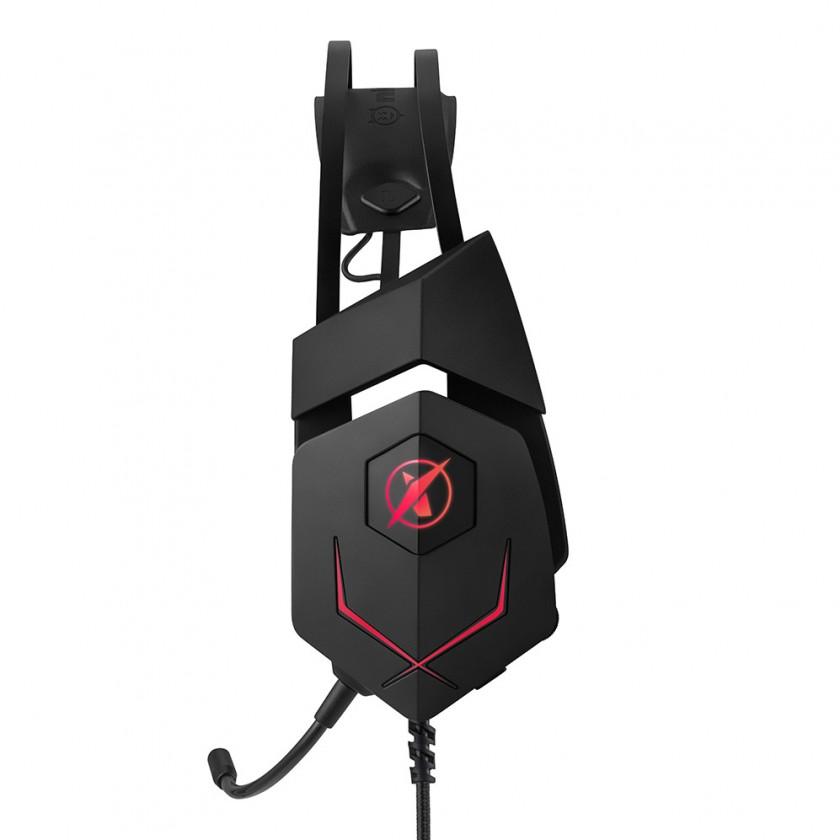 Herní sluchátka Sluchátka Niceboy ORYX X600