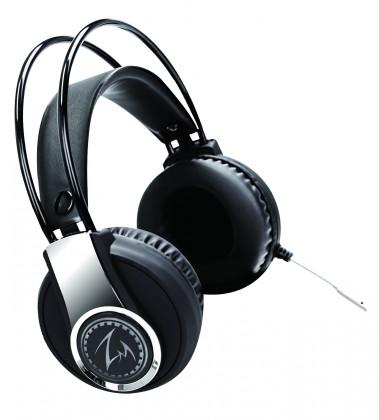 Herní sluchátka ZALMAN herní headset HPS500,20-2000 Hz, délka kabelu: 2,35m