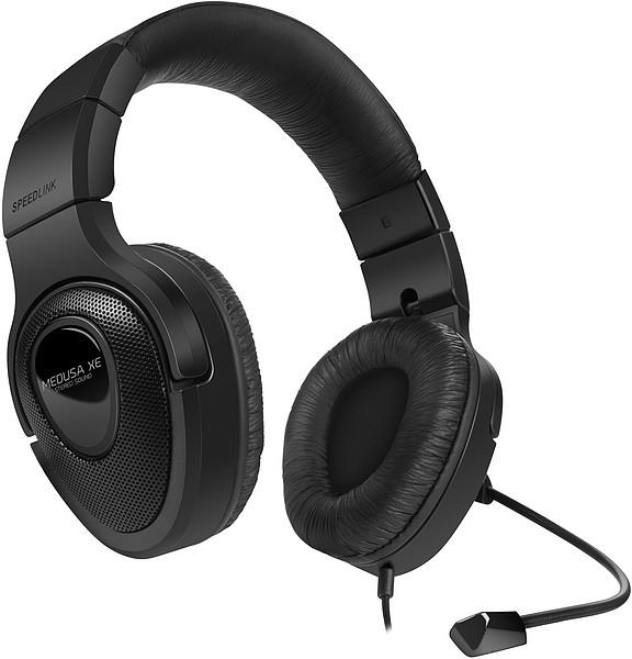 Herní Speed Link Medusa XE, černá - SL-8782-BK