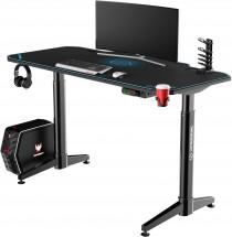 Herní stůl ULTRADESK LEVEL BLUE UDESK-LVA-BL + ZDARMA podložka pod myš a hub