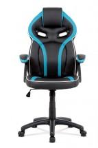 Herní židle Cheater modrá