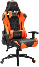 Herní židle Connect IT Escape Pro oranžová CGC-1000-OR