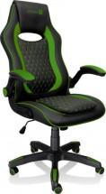 Herní židle CONNECT IT Matrix Pro zelená CGC-0600-GR