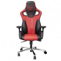 Herní židle E-Blue COBRA, červená