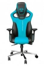 Herní židle E-Blue COBRA, modrá