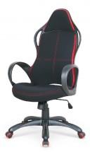 Herní židle Easygamer černá, červená