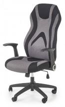 Herní židle Fiction černá, šedá