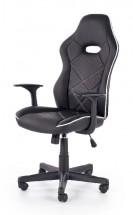 Herní židle Singleplayer černá, bílá
