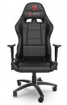 Herní židle SPC Gear SR300F V2 BK černá