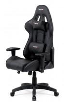 Herní židle Wiper černá
