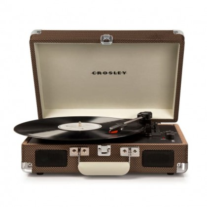 Hi-Fi gramofony Crosley Cruiser Deluxe - Tweed