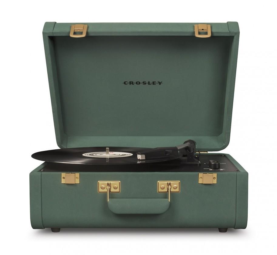 Hi-Fi gramofony Crosley Portfolio - Quatzal