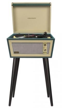 Hi-Fi gramofony Crosley Sterling Green