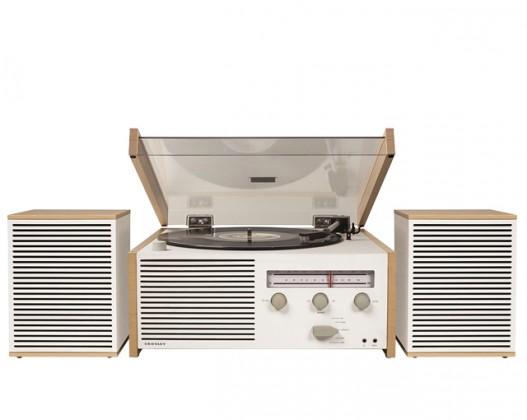 Hi-Fi gramofony Gramofon Crosley Switch II