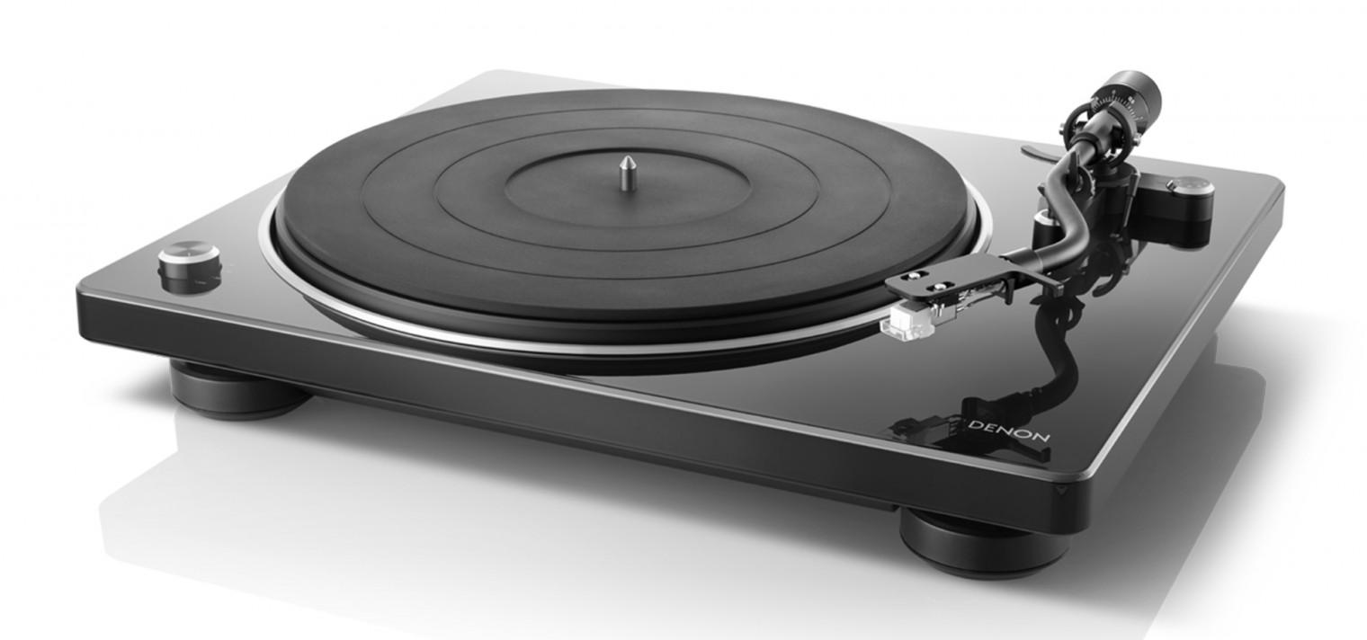 Hi-Fi gramofony Gramofon Denon DP-400